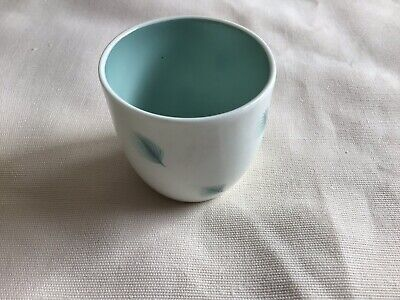 One Vintage Susie Cooper Bone China Egg Cup 'Whispering Grass'