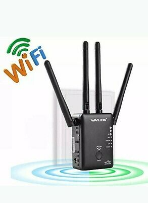 Wavlink AC1200 Dual Band WIFI  Extender Access point Booster Wireless Router