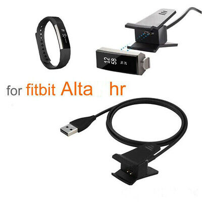 Fitbit Alta / Alta HR Smart Watch Wireless Wristband USB Charging Charger Cable