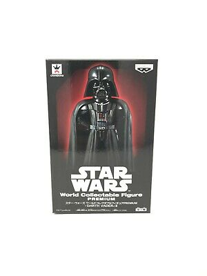 Banpresto STAR WARS Darth Vader - II World Collectable Figure WCF BNIB