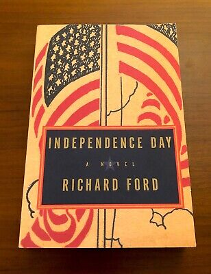 Signed ARC Richard Ford INDEPENDENCE DAY Advance Reader's Copy PULITZER WINNER!!