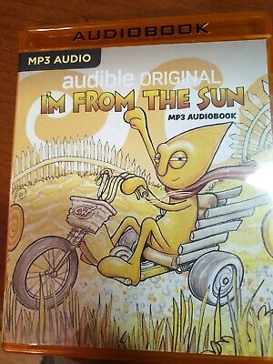I'm from the Sun: The Gustafer Yellowgold Story by Morgan Taylor: New Audiobook