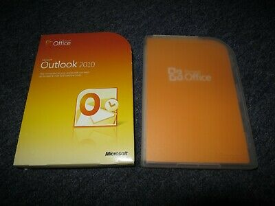 MICROSOFT Outlook 2010 FULL RETAIL VERSION 32/64-bit
