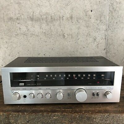 Vintage Sansui R-30 Receiver AM/FM Stereo, Working Condition