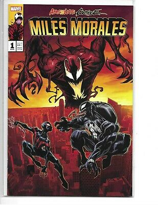 Absolute Carnage Miles Morales # 1 Stadium Comics Exclusive Homage Variant
