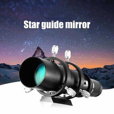 For Angeleyes 50mm 60mm Finderscope Guide Scope Fully Coated Guidescope ~