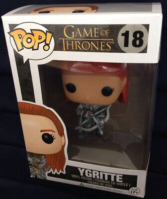 Funko POP! Game of Thrones Ygritte #18 With BOX