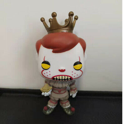 Funko Pop Figure SE Freddy Funko Pennywise LE 4000 Fundays 2018 SDCC NO BOX