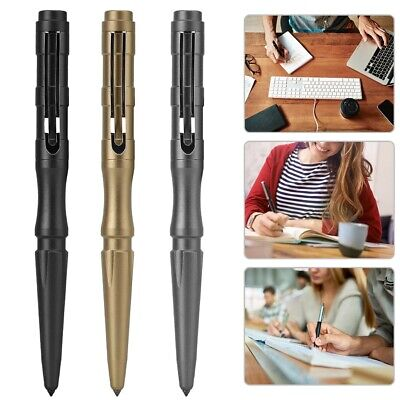 Tactical Steel Pen Military Personal Protection Self-defense Breaker Tool Hot