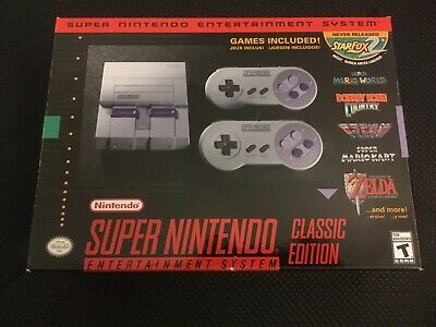 Super Nintendo Entertainment System: Super NES Classic Edition Complete