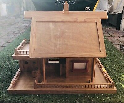 Wooden Dollhouse