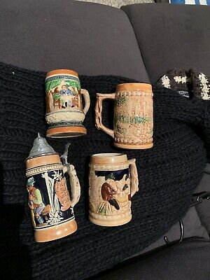 BEER STEIN VINTAGE - Japanese Make