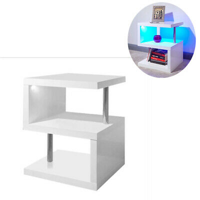 Tables Coffee Tables White High Gloss Coffee Table Night