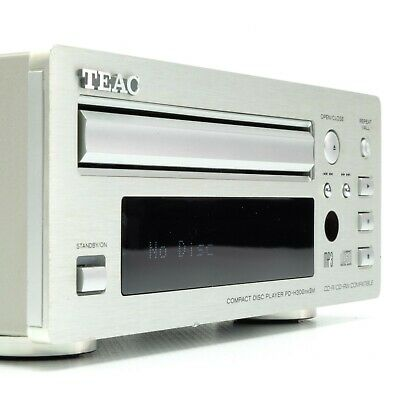 TEAC PD-H300 mkII 2 CD PLAYER | Reference 300 Series Compact Disc Mini Separate