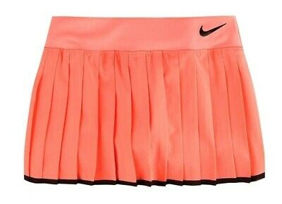 Nike Junior Court Victory Gonna Tennis Balzre Salmone Fluo Ragazza Bimba AO8352