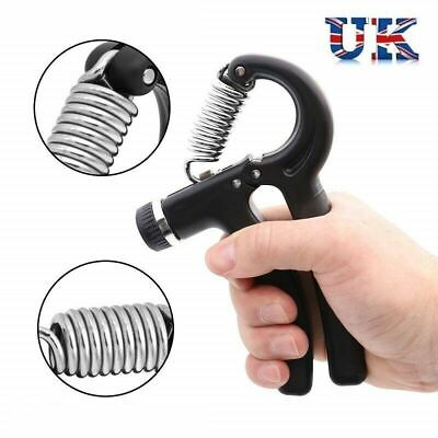 10-40KG Adjustable Hand Grip Power Wrist Strength Forearm Training Exerciser