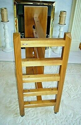 Audiophile Cyrus Tri-Arbour 5-tier Stand for Cyrus Hi-Fi System *Made in UK*