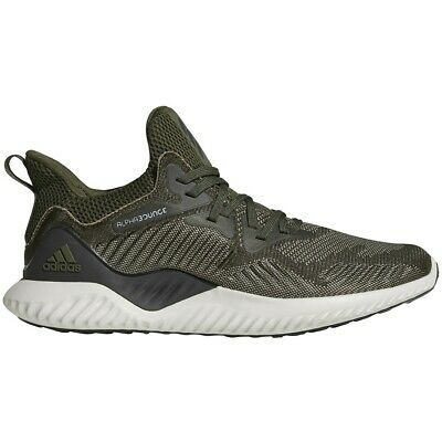Mens Adidas Alphabounce Beyond Night Cargo Running Athletic Shoe BW1247 Sz 9-11
