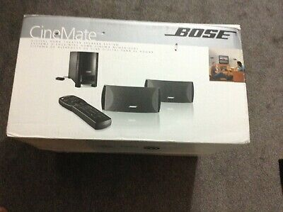 Bose cinemate digital system in mint condition