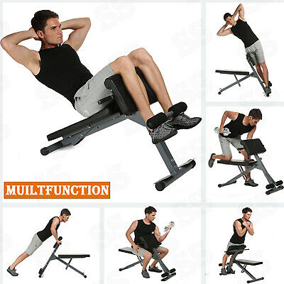 Astounding New Bench Roman Chair Hyperextension Lower Back Muscles Abs Creativecarmelina Interior Chair Design Creativecarmelinacom