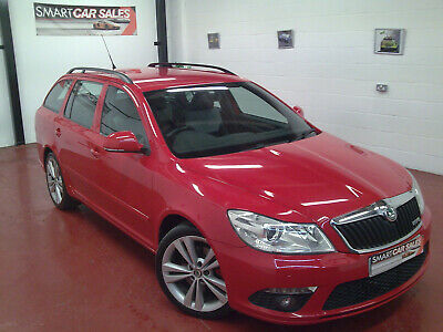 Beautiful 59 Plate Skoda Octavia 2.0 TFSI VRS Estate DSG Paddleshift,Cruise Cntr