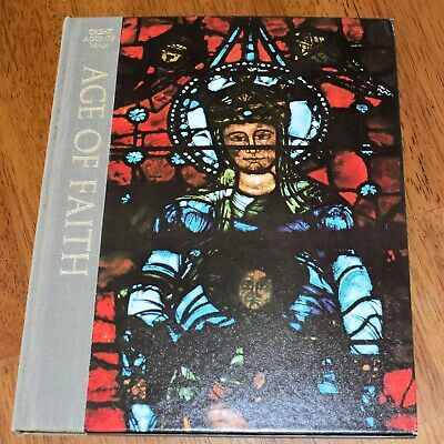 Age of Faith Time Life Great Ages of Man Hardcover Illustrated 1974