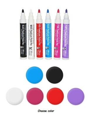 Dog Nail Polish Pens Non Toxic Pawdicure Easy Apply Water Based Choose Color