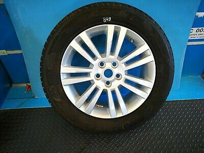 """Genuine 19"""" Land Rover Discovery 3 4 alloy wheel with 255/55/19 Good Year Tyre"""