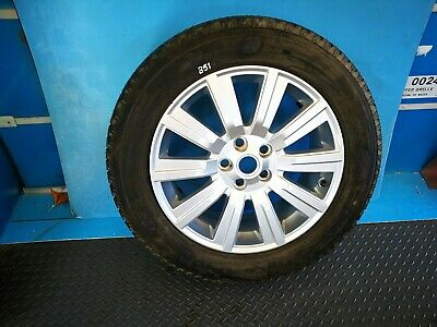 """Genuine 19"""" Land Rover Discovery 3 4 alloy wheel with 255/55/19 Pirelli Tyre"""