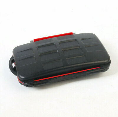 CF/SD Memory Card Case Holder Storage Carrying Pouch Wallet Box