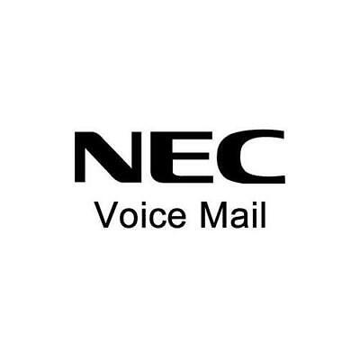 Nec Sl1100 1100113 Be110732 Cf 4 Ports/40 Hours Voice Mail
