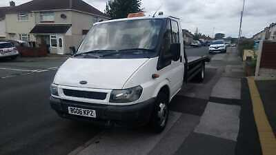 2006 ford transit recovery truck LWB