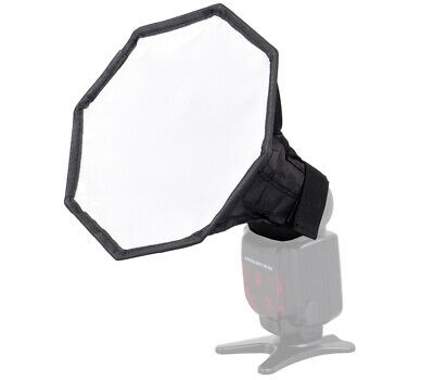 Softbox Octagon Diffuser 20cm Foldable for Systemblitz