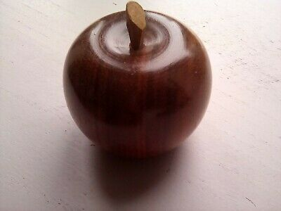 wooden apple excellent condition
