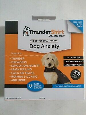 Thundershirt XS Gray for Dog Anxiety
