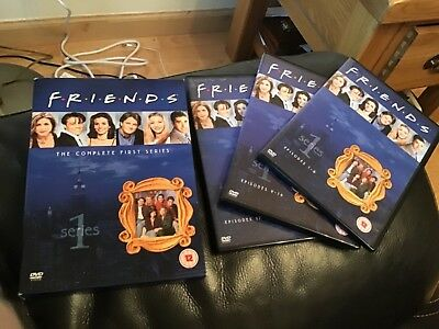Friends - The Complete FIRST Series . All 24 Episodes . Jennifer Aniston