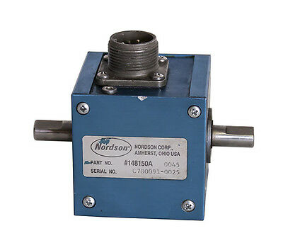 Nordson #148150A 0045 Torque Transductor