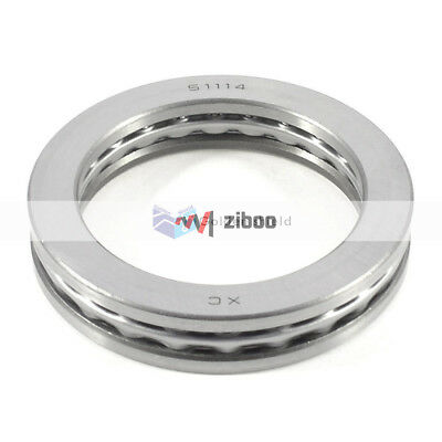 51114 95mm x70mm x18mm Auto Magnetic Axial Thrust Ball Bearing