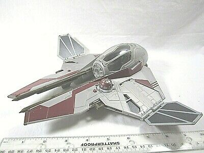 Star Wars Obi Wan's  Jedi Starfighter Hasbro  R.O.T.S The VIntage Collection WOW