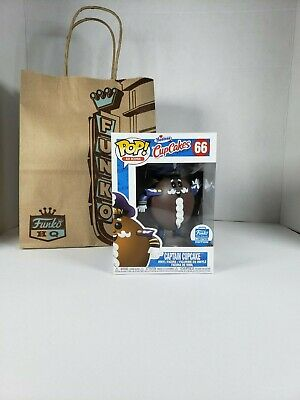 Funko Pop! Ad Icons: Captain Cupcake w/Free Clear Protector