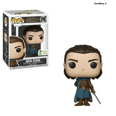 FUNKO POP New Toy Game of Thrones ARYA STARK 76# Vinyl Action Figure collection