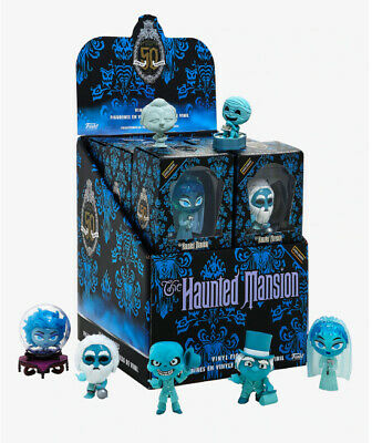 Funko Haunted Mansion Mini Mystery BoxLunch Exclusives COMPLETE SET of 7 SEALED
