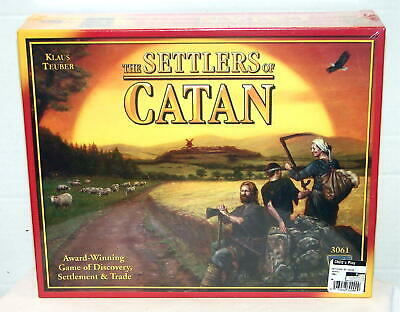 The Settlers of Catan Board Game - Sealed