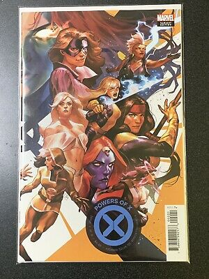 Marvel Comics Powers Of X #2 Connecting Variant 2019 CASE FRESH 1st Print NM