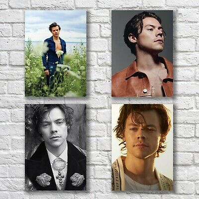 Harry Styles HQ Poster A4 NEW Set Sexy Hot Guy Hunk Body Home Wall Decor #2
