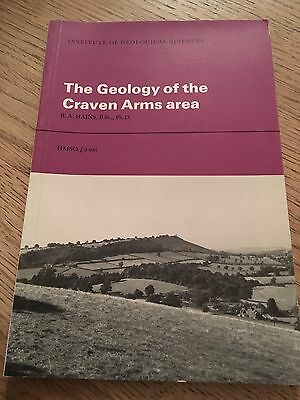 CRAVEN ARMS AREA INSTITUTE of GEOLOGICAL SCIENCES Book