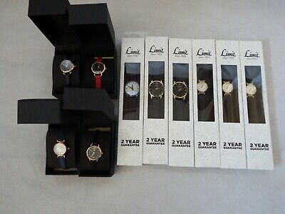 JOB LOT WHOLESALE Limit Ladies Watches x 11 - Boxed Stock - New but old stock