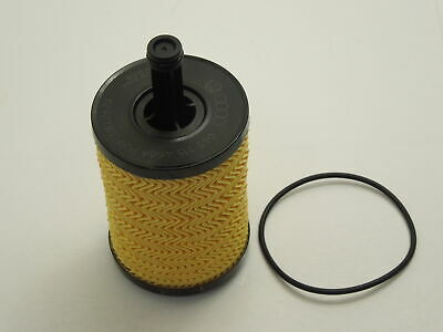 VW Golf Polo Passat 4 Cyl Diesel Oil Filter and Gasket New 071115562C