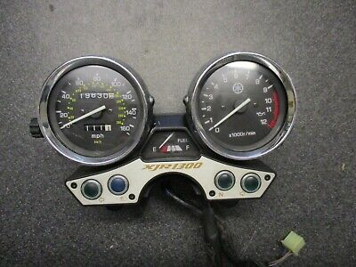 Yamaha XJR 1300 Clocks 19k 1999-2003