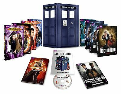 Doctor Who Coffret Integrale Des 1 A 8 Dvd Edition Limitee Neuf Vf